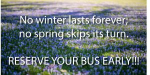 Early Spring Reserve-Bus3